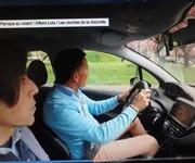 Vu à la TV - M6 - Emission 66 minutes -  dimanche 30 avril 2017 - Go For Safe Driving
