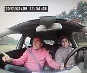 Go For Safe Driving - Coaching pilotage du jeune Ugo de Wilde (14 ans...) Fin 2016 et début 2017.