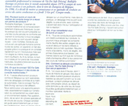Go For Safe Driving (GFSD)- La press en parle 2005