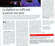 Go For Safe Driving (GFSD)- La press en parle 2007