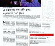 Go For Safe Driving (GFSD)- La press en parle 2007