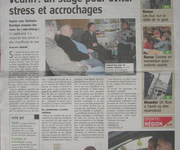 Go For Safe Driving (GFSD)- La press en parle 2009