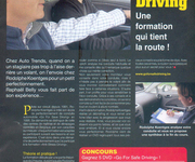 Go For Safe Driving (GFSD)- La press en parle 2010
