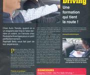 Go For Safe Driving (GFSD)- La press en parle 2010
