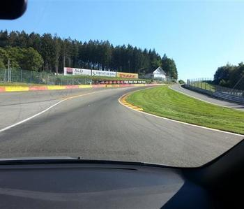 Go For Safe Driving  - Circuit Francorchamps