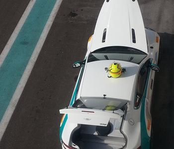 Go For Safe Driving  - Aston martin