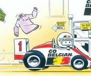 Go For Safe Driving  - GO BELGIAN