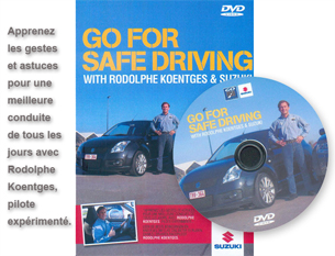 DVD1 - Go For Safe Driving (GFSD)